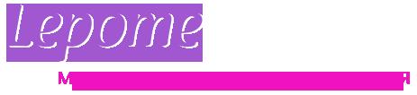 Lepome — интернет-магазин лилового настроения