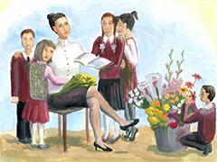 Международный день учителя